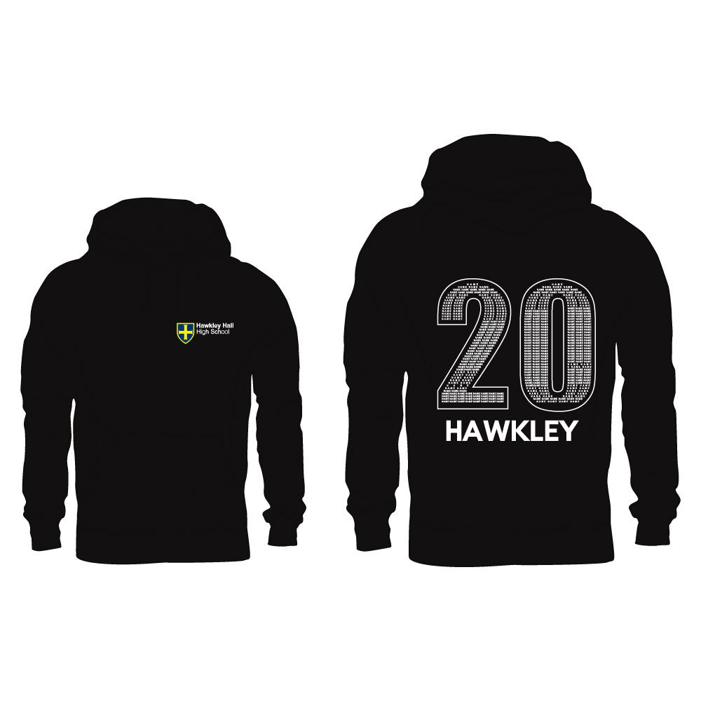 Hawkley Hall 2020 Leavers Hoodie 1