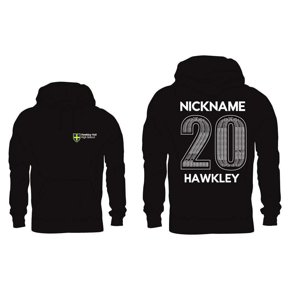 Hawkley Hall 2020 Leavers Hoodie 2