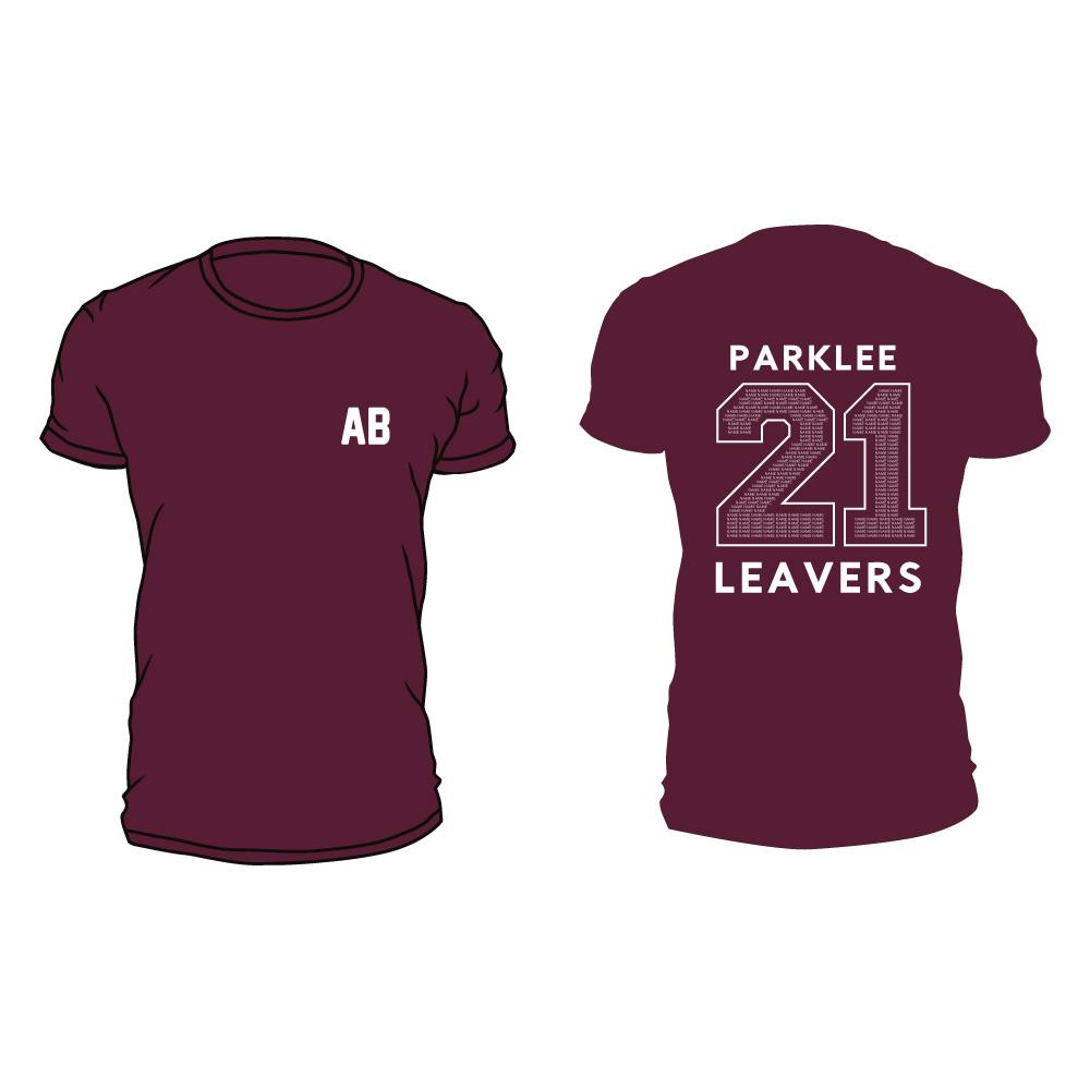 Parklee 2021 Leavers T-Shirt 1